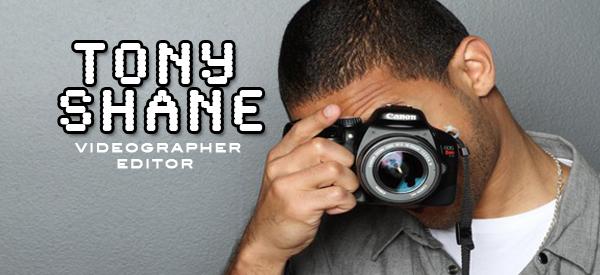 Tony Shane