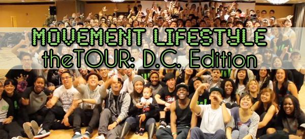 Movement Lifestyle - D.C. Edition