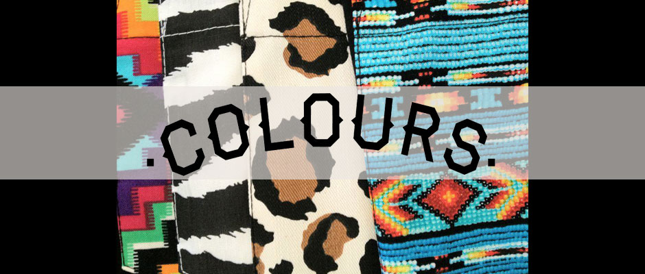 Brand Spotlight: Colours